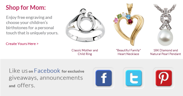 Shop for Mom. Create Yours Here >