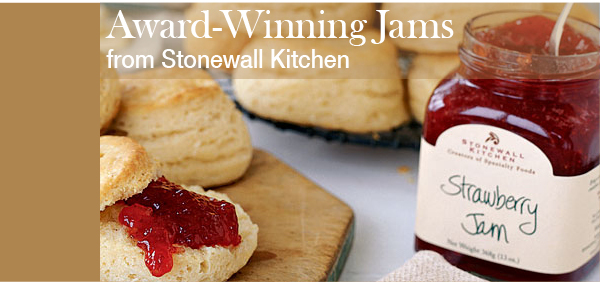 Stonewall Kitchen Jams