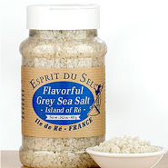 Gray Sea Salt