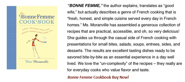 Bonne Femme Cookbook Review