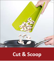 Cut & Scoop