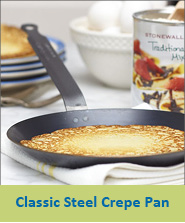 Steel Crepe Pan