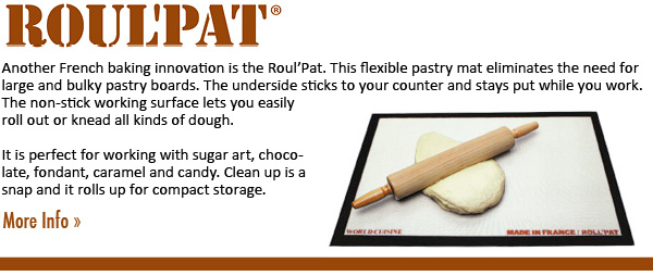 The Original Roul'Pat Pastry Mat