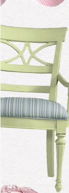 Coastal Living Sea Watch Arm Chair