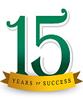 15 Years of Success