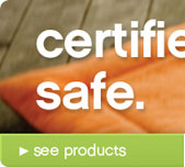 Certified Safe Toys and Beds for your pet
