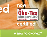 Learn about Oeko-Tex Certification.